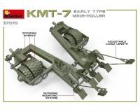 Сборная модель MiniArt Колейный минный трал КМТ-7 раннего типа 1:35 (MA37070)