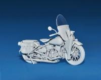 Сборные фигурки MiniArt Американские мотоциклы на ремонте, специальное издание 1:35 (MA35284)