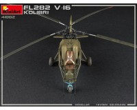 Сборная модель вертолета MiniArt FL 282 V-16 Kolibri 1:35 (MA41002)