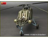 Сборная модель вертолета MiniArt Flettner FL 282 V-21 Kolibri 1:35 (MA41003)