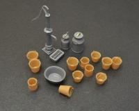 Сборная модель MiniArt Набор для водяной колонки 1:35 (MA35578)