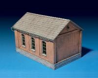 Сборная модель MiniArt мастерской 1:72 (MA72022)