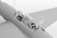 Сборная модель Звезда советский бомбардировщик «Су-2» 1:48