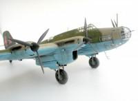 Сборная модель Звезда советский тяжёлый бомбардировщик «ТБ-7» 1:72