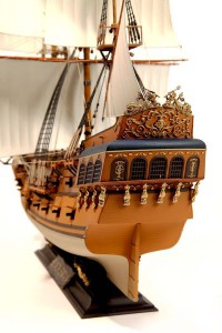 Сборная модель Звезда корабль
