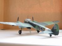 Сборная модель Звезда немецкий бомбардировщик «Юнкерс JU-88A4» 1:72