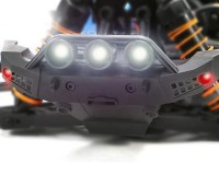 Монстр Team Magic E5 1:10 коллекторный ARTR (серый)
