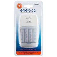 Зарядное устройство SANYO MQN09 (9,5часов) + ENELOOP R6