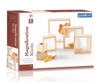 Набор блоков Guidecraft Natural Play Лупа (G3018)
