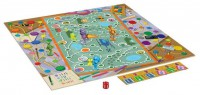 Настольная игра Звезда «Фиксики. Лесные тропинки»