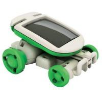 Робот-конструктор OWI MSK610 Educational Solar набор 6-в-1