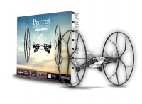 Квадрокоптер Parrot Rolling Spider White (PF723006AE)