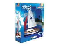 Парусная яхта Giggi от Paul Guenter