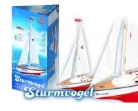 Парусная яхта Sturmvogel от Paul Guenter