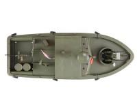 Патрульный катер Pro Boat Alpha 21