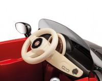 Детский электромобиль Peg-Perego Fiat 500 RC-control (Red)