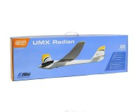 Планер E-flite UMX Radian AS3X BNF 730 мм 2,4 ГГц