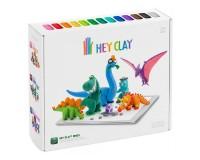 Набор для лепки Hey Clay Липака Динозавры и приложение (548998)