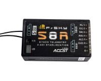 Приёмник 8к FrSky S8R с 3-осевой стабилизацией