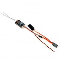 Приёмник Spektrum Quad Race 20 каналов DSM2/DSMX 2,4 ГГц с телеметрией