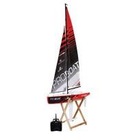 Парусная яхта Pro Boat Ragazza 1M V2 2300 мм RTR (PRB07003)