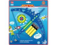 Игровой набор с пневмолуком Pfeil & Bogen BULLS EYE