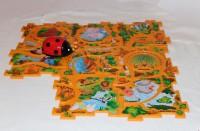 Управляемый пазл Amewi Puzzle Pilot Божья коровка