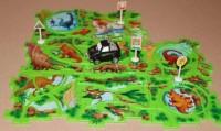 Управляемый пазл Amewi Puzzle Pilot Пикап (парк Юрского периода)
