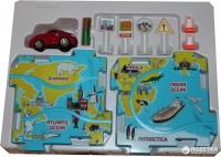 Управляемый пазл Amewi Puzzle Pilot Спортивный автомобиль