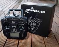 Апаратура керування RadioMaster TX12 Multi-protocol (mode 2)