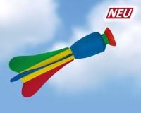 Метательная ракета Paul Gunther Speed Rocket с присоской