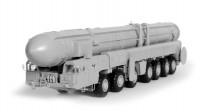 Сборная модель Звезда российский ракетный комплекс «Тополь» 1:72
