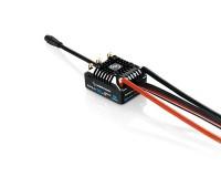 Регулятор FOC Hobbywing XERUN AXE R2 80A 2-3S сенсорний для краулерів