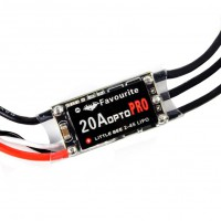 Регулятор скорости FVT LittleBee 20A PRO F396MCU BLHeli ESC OPTO 2-4S