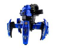 Робот-паук Keye Space Warrior с ракетами, дисками, лазером, цвет синий