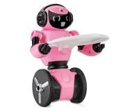 Робот WL Toys F1 с гиростабилизацией (розовый)