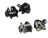 Ролики Razor Jetts (Черно-фиолетовые)