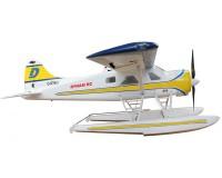 Самолет Dynam DHC-2 Beaver 1500mm SRTF (GAVIN-6A) со стабилизацией