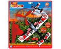 Самолет FIRE FIGHTER с пусковой установкой от Paul Gunther