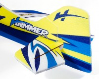 Самолет H-King Hummer Xtreme 3D EPP Aerobatic Profile Plane 1000mm KIT