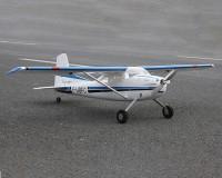 Самолет TOP-RC Cessna C185 PNP 1500 мм (синий)
