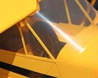Самолет TOP-RC Piper J3 1400 мм RTF (желтый)