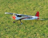 Самолет TOP-RC Riot 1400 мм RTF (синий)