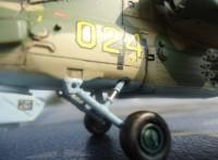 Сборная модель Звезда российский ударный вертолёт Ми-28НЭ «Ночной охотник» 1:72