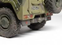 Сборная модель Звезда бронеавтомобиль ГАЗ-233014 «Тигр» 1:35