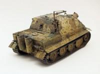 Сборная модель Звезда немецкое тяжёлое штурмовое орудие «Штурмтигр» 1:35