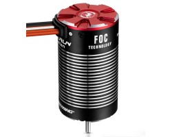 Сенсорна система Hobbywing QUICRUN Fusion 540 1800KV для краулерів і трофі