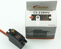 Сервопривод Corona DS238HV Digital High Voltage 4.6kg / 0.13sec / 22g