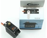 Сервопривод Corona DS236MG Digital Metal Gear 7.0kg / 0.12sec / 27g