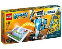 Конструктор LEGO BOOST Набор для конструирования и программирования, 847 деталей (17101)